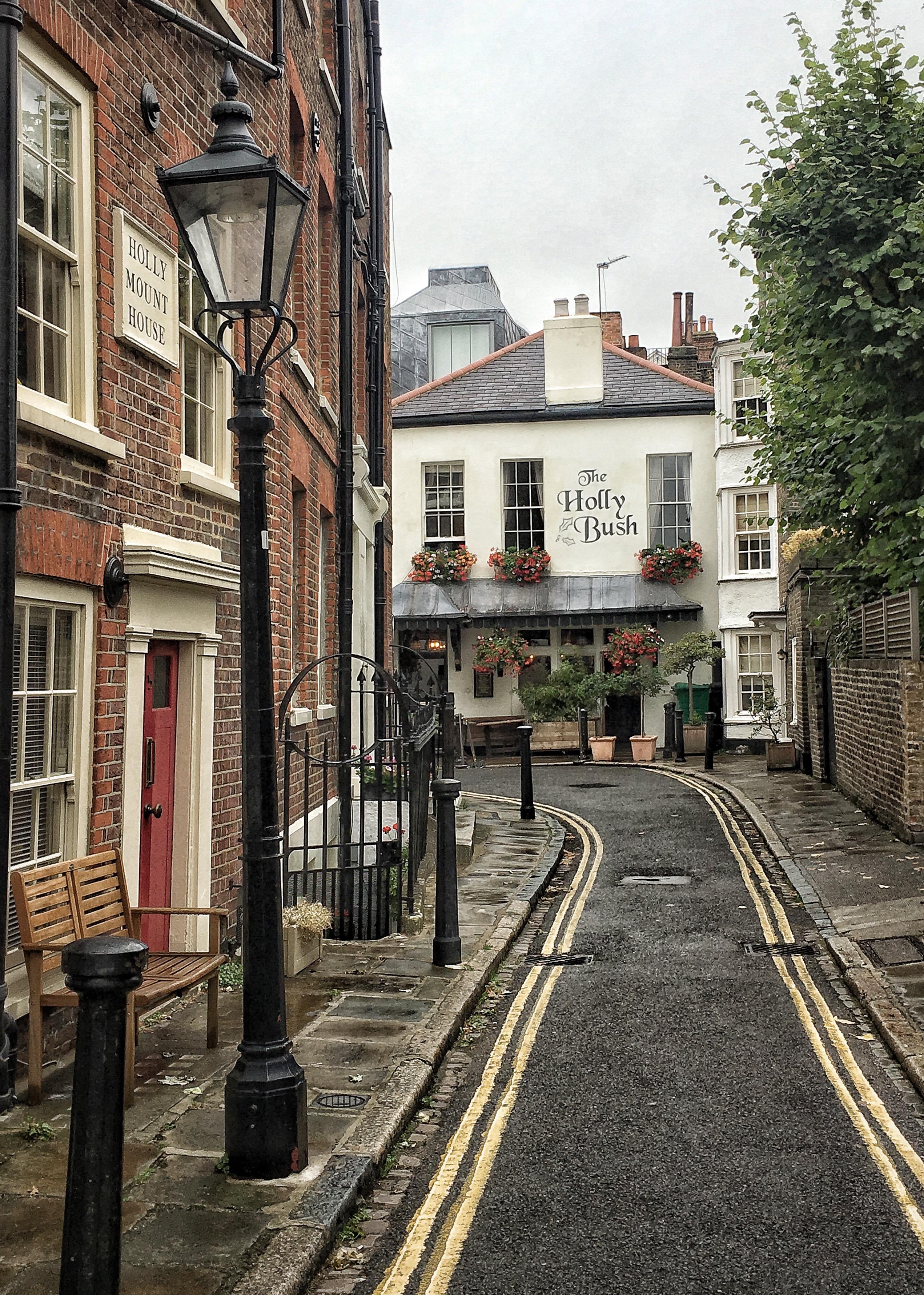 The Holly Bush, storico pub di Londra