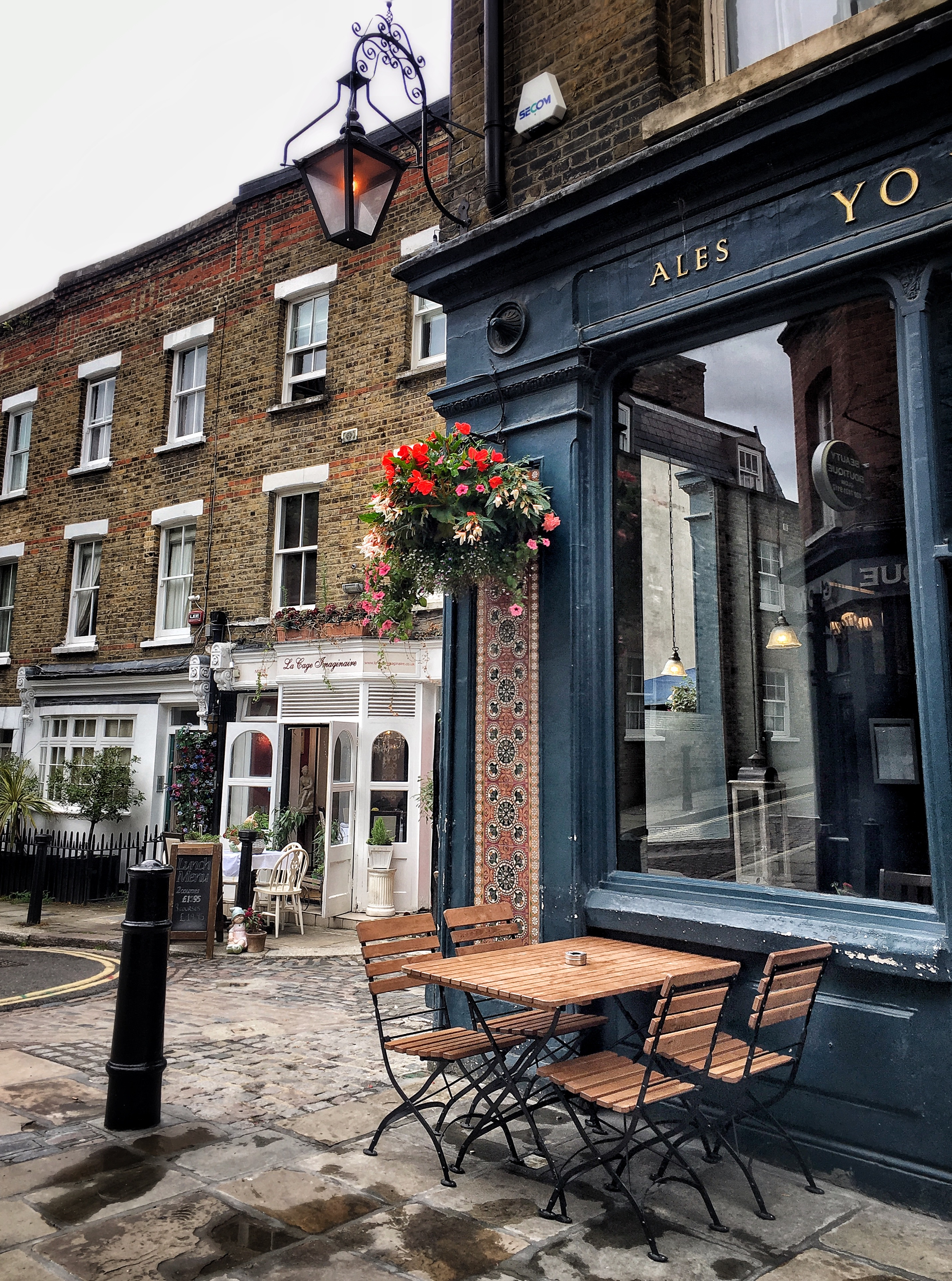 Zone di Londra: HAMPSTEAD VILLAGE