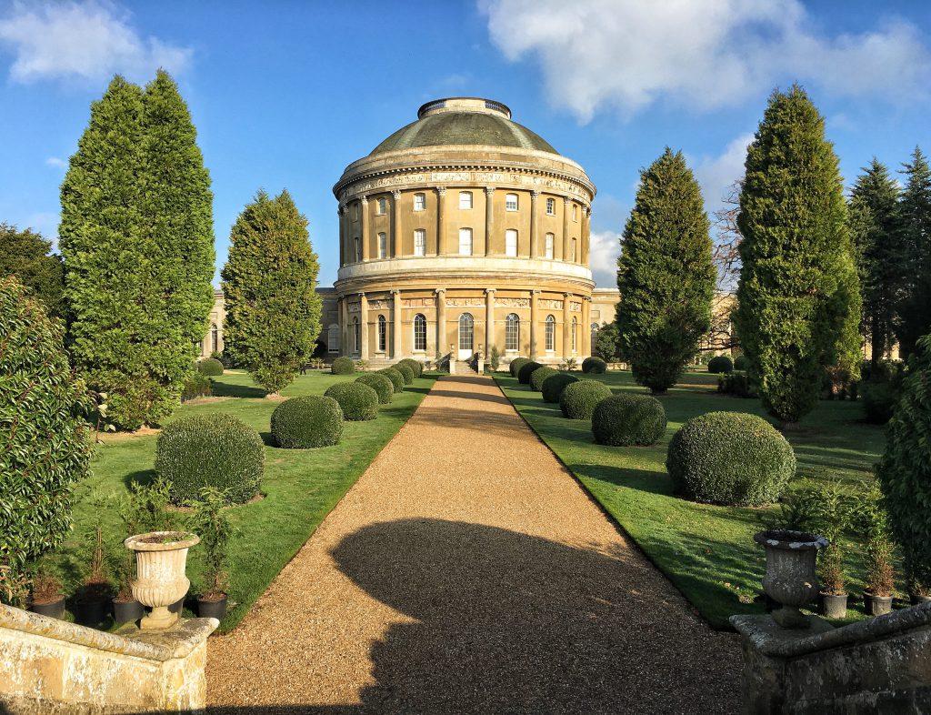 Ickworth House è una residenza in stile italiano a pochi chilometri da Cambridge.