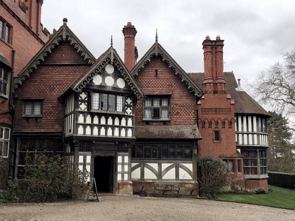 Wightwick Manor una meravigliosa residenza in stile tudor