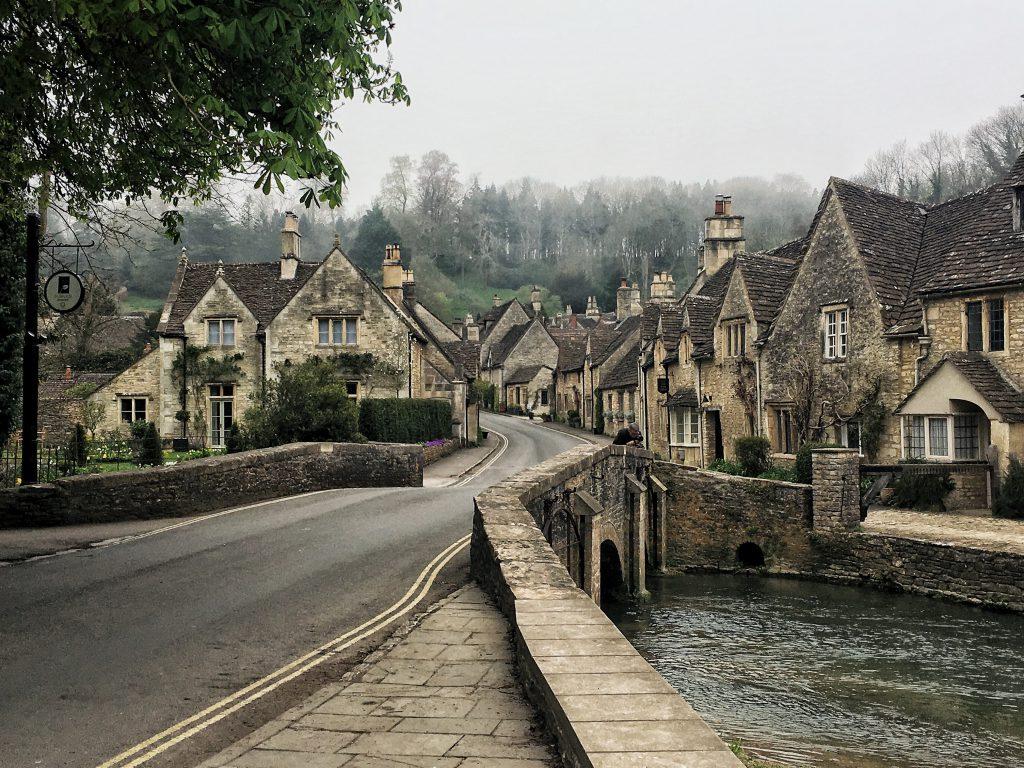 Castle Combe si è guadagnato il titolo di Villaggio più bello d'Inghilterra