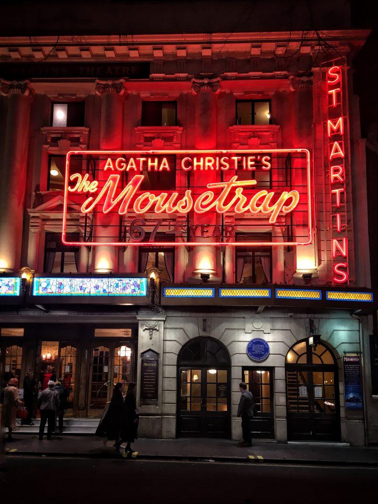 Londra: una notte a Teatro