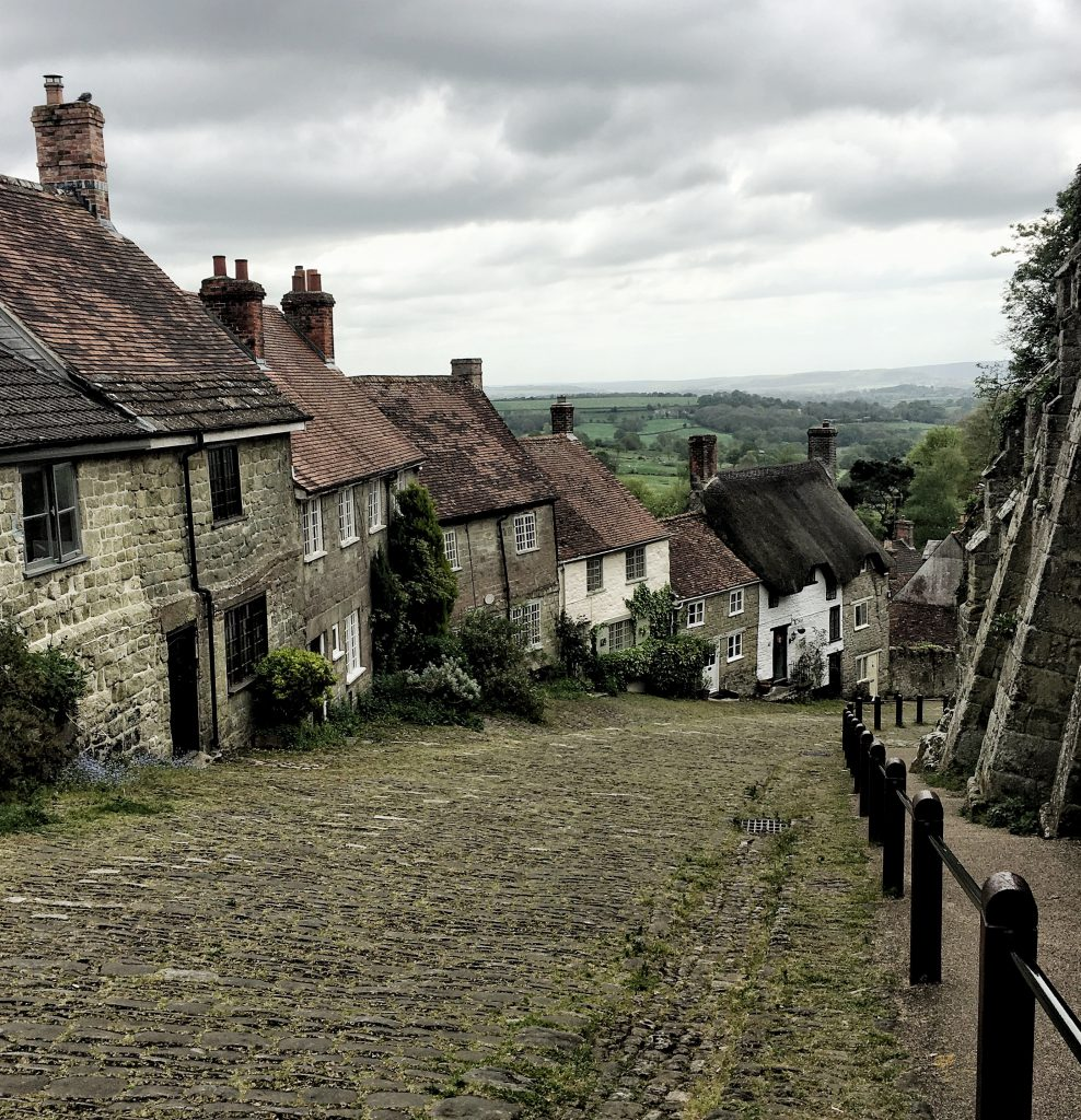 Gold Hill a Shaftesbury
