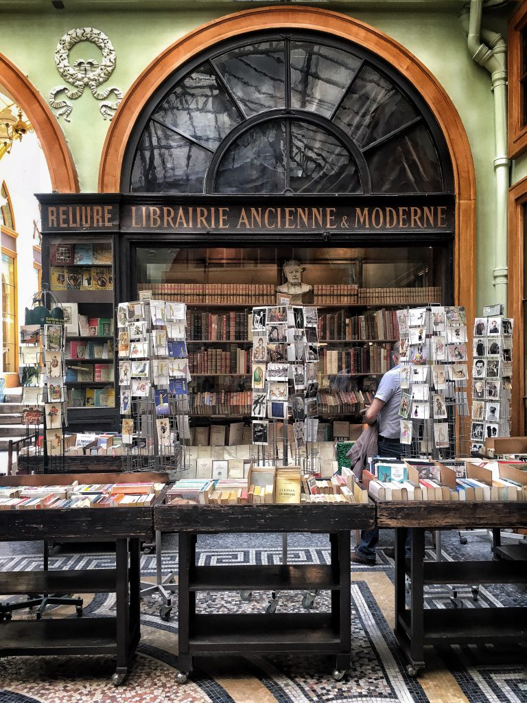 6 imperdibili librerie di Parigi