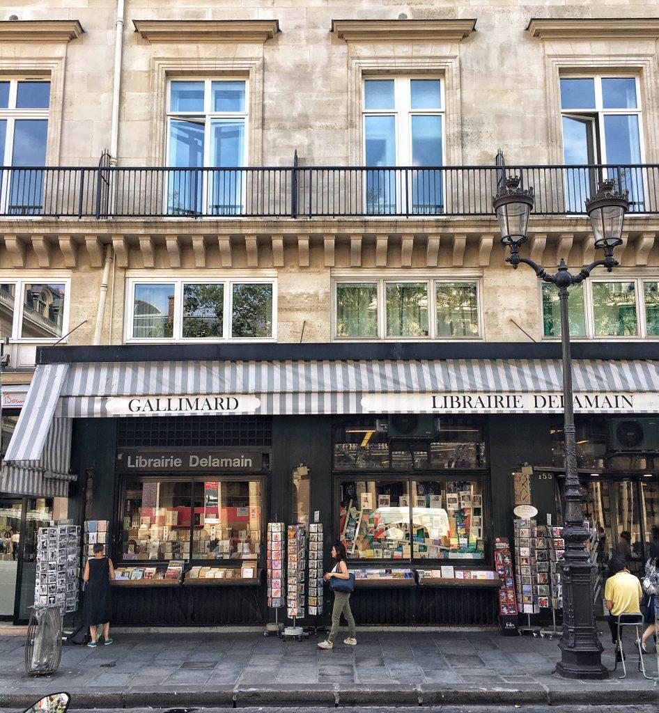 Delamain una delle più antiche librerie di Parigi