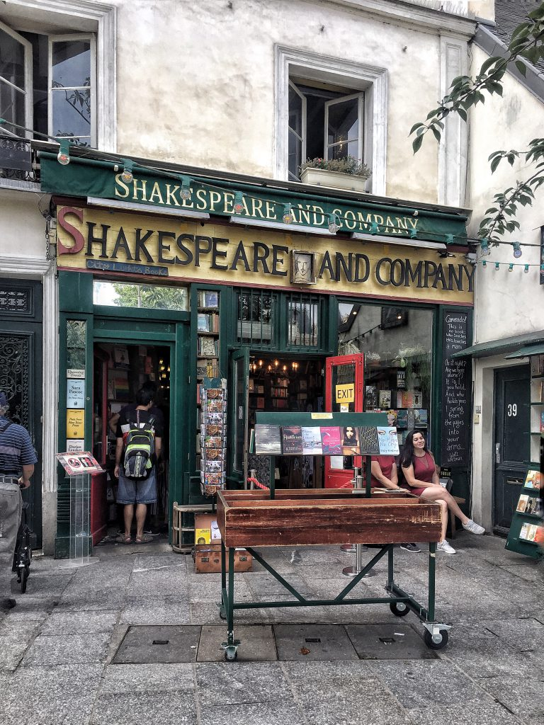 Shakespeare & Co a Parigi