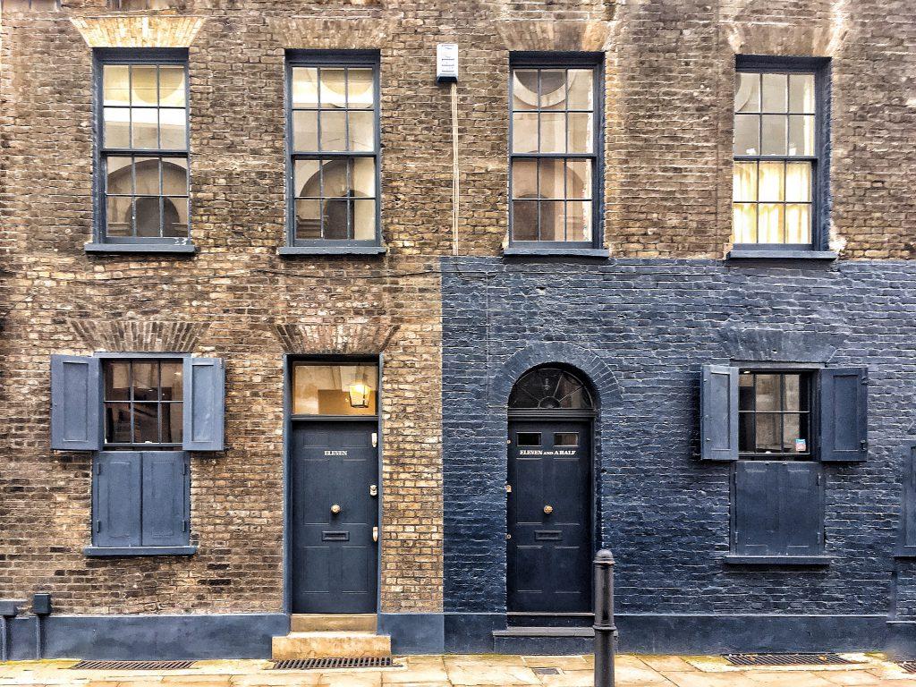 Fournier street è tra le strade più interessanti di Londra