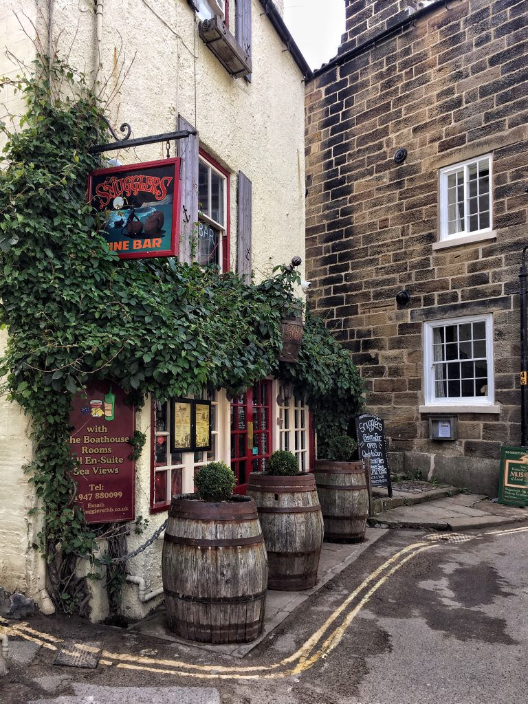 Molti pub di Robins Hood Bay, nei tempi passati, erano dediti al contrabbando