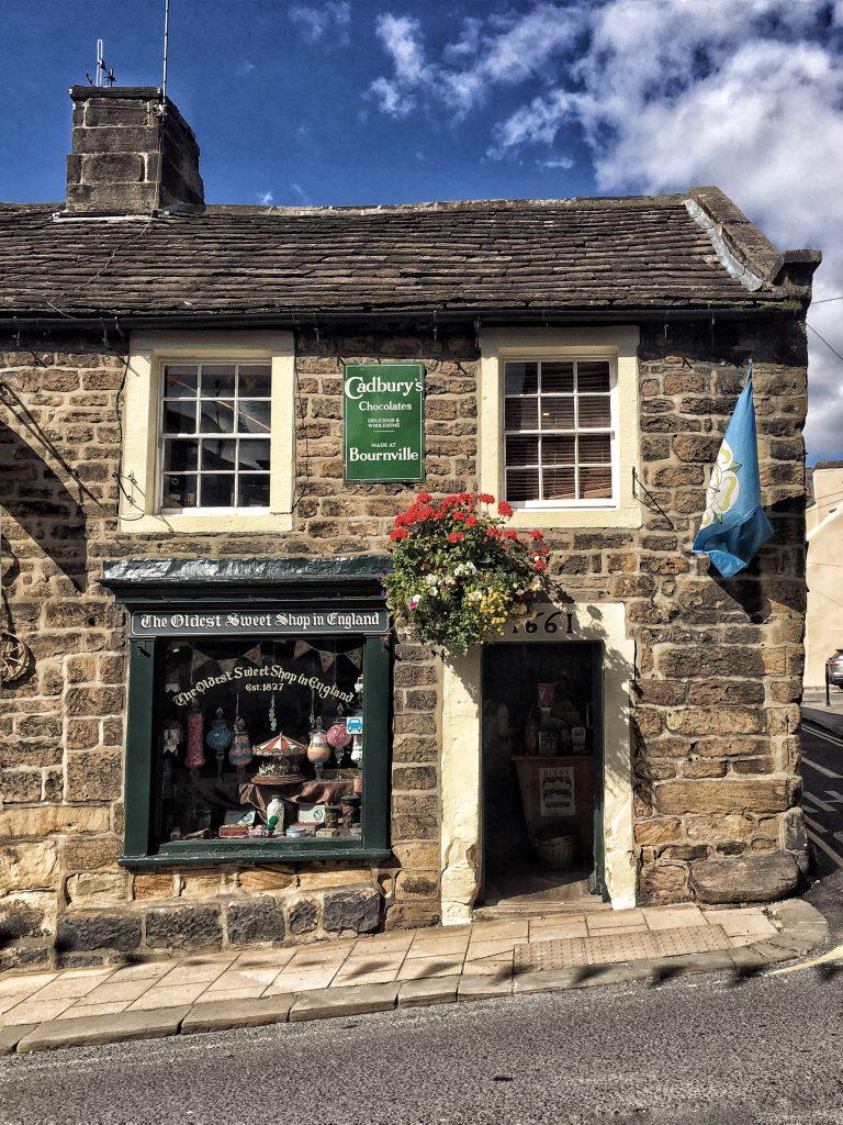 il più antico negozio di dolciumi del mondo