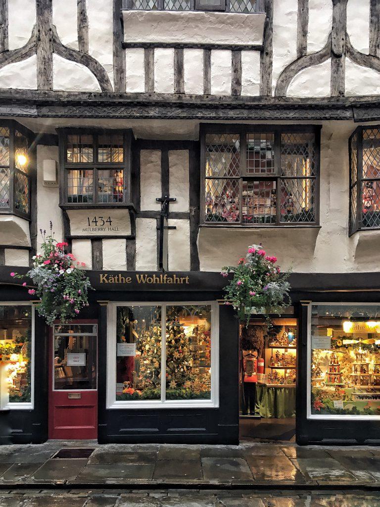 negozi di York