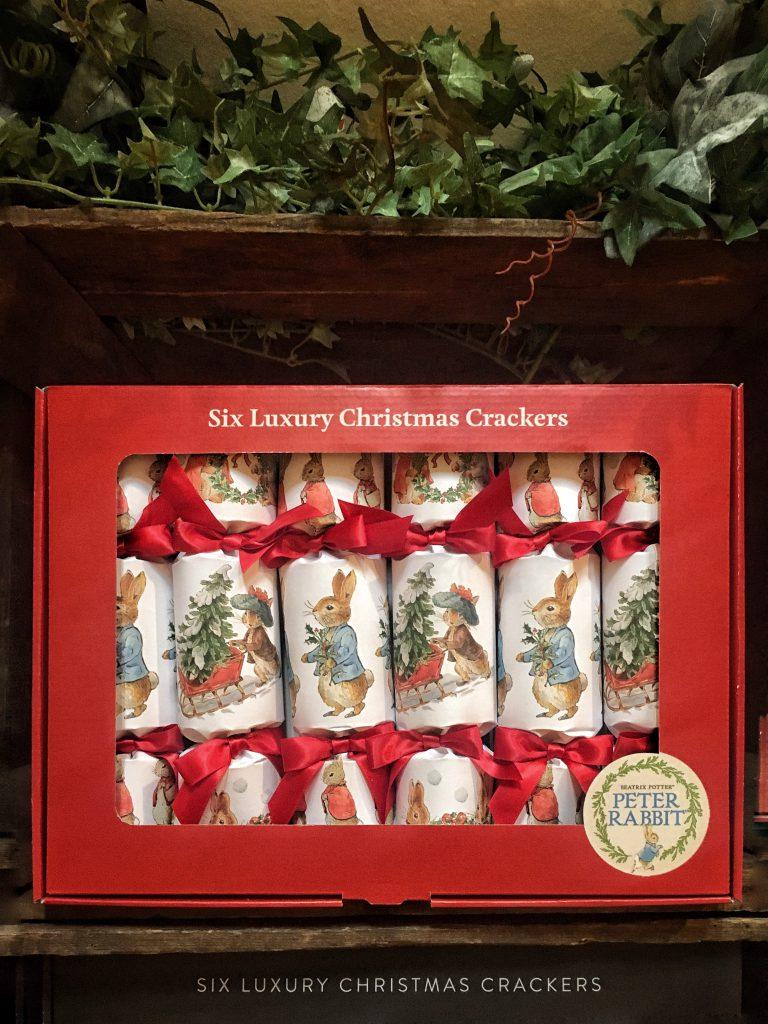 I crackers sono una tradizione natalizia molto diffusa a Londra