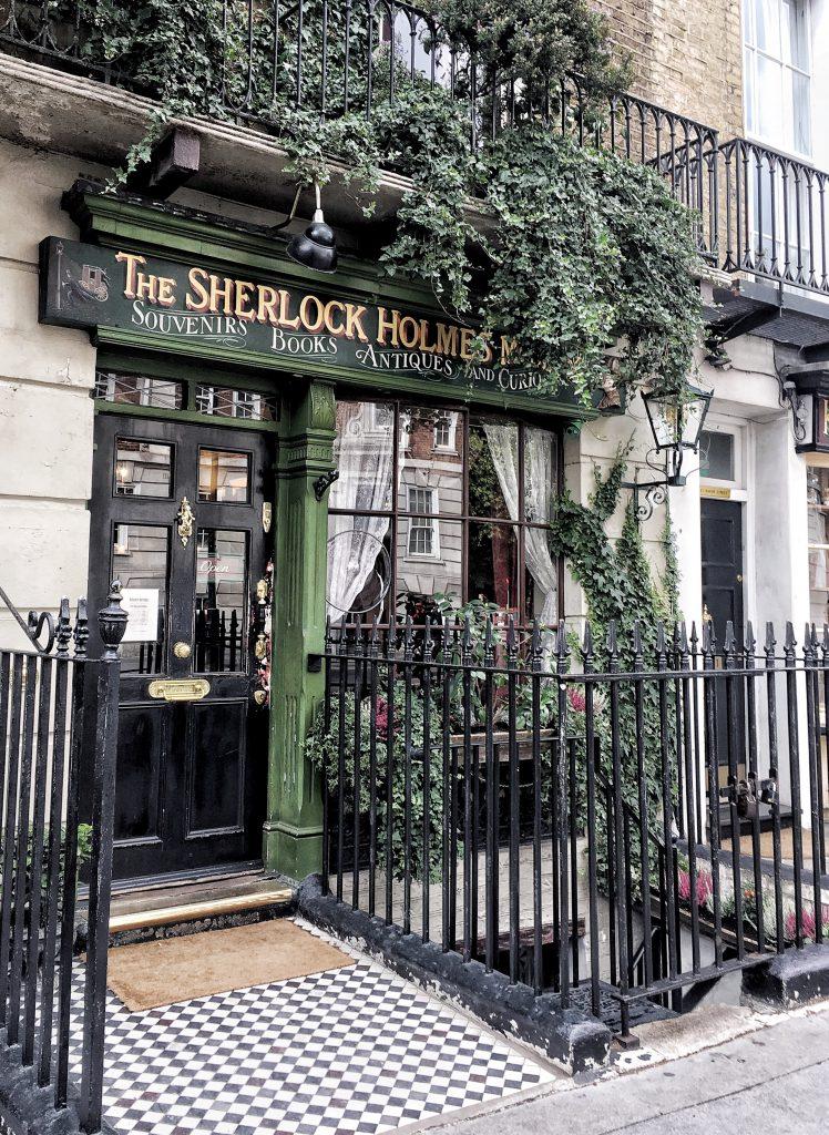 Il museo di Sherlock Holmes a Londra