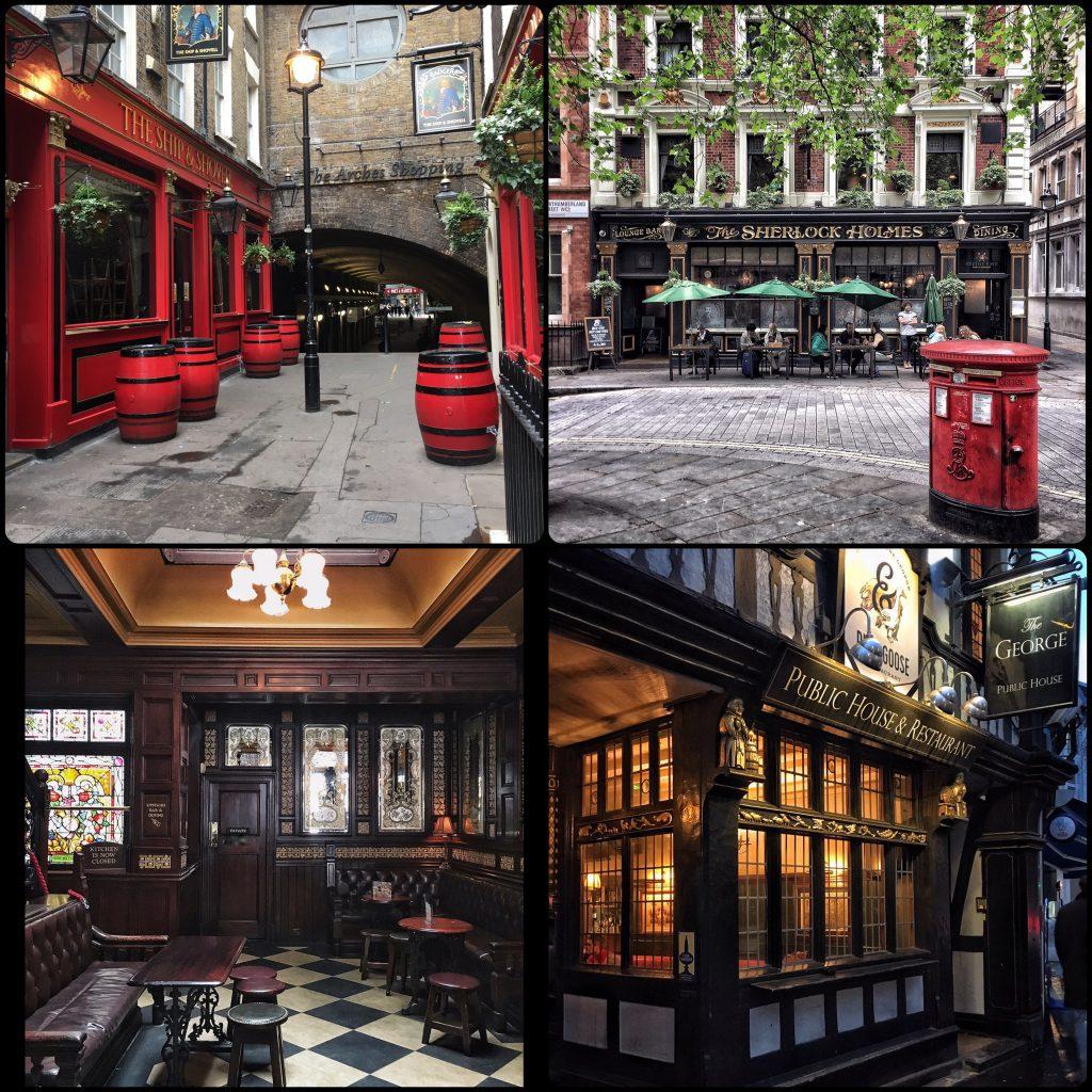 pub di Londra