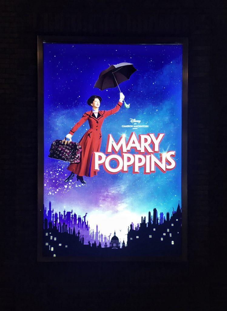 Una sera a Londra con... Mary Poppins