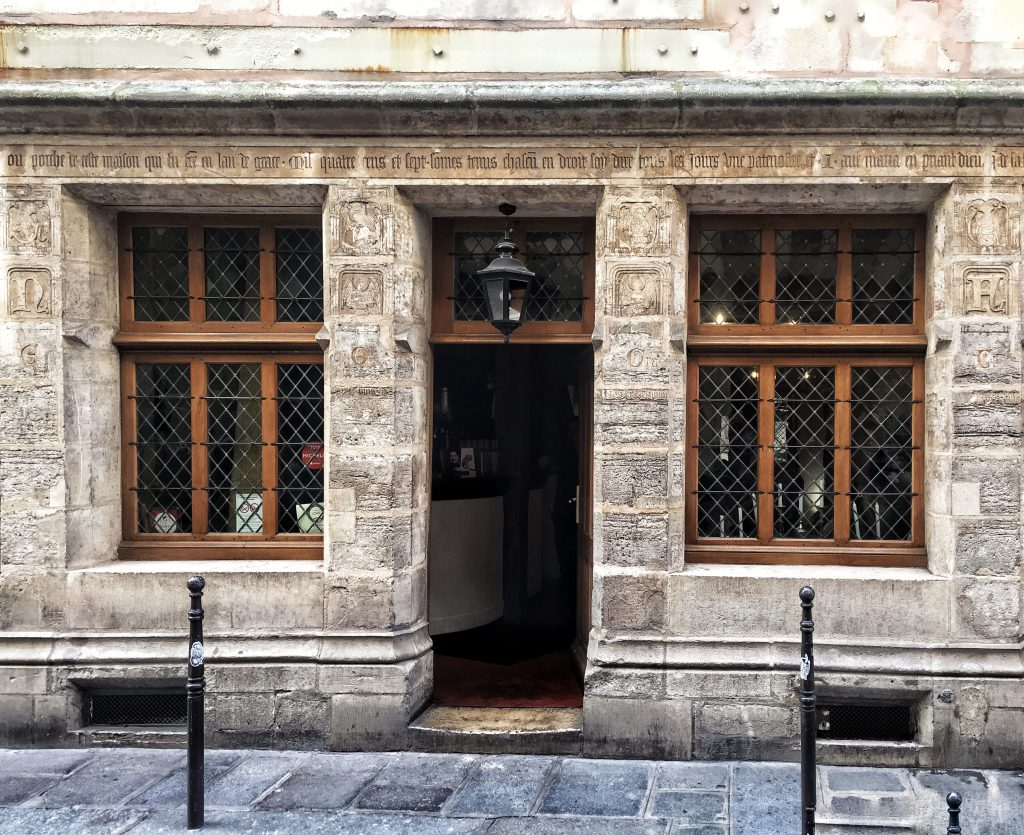 la casa di Nicolas Flamel