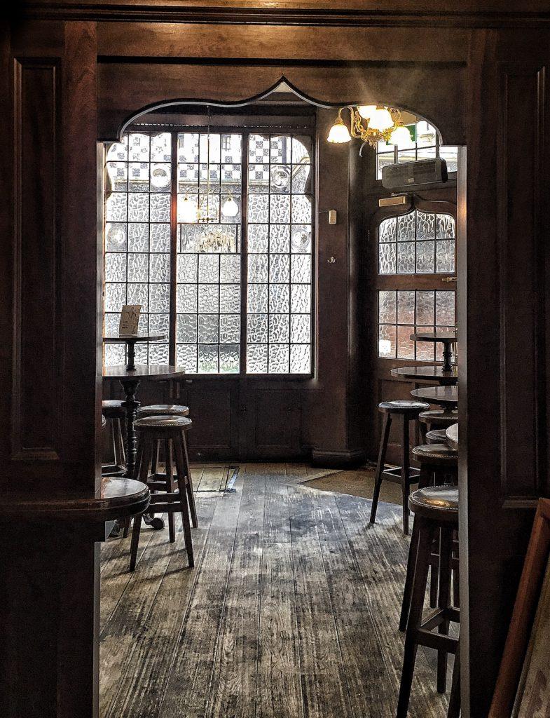 The rising sun è considerato uno dei pub più infestati di Londra