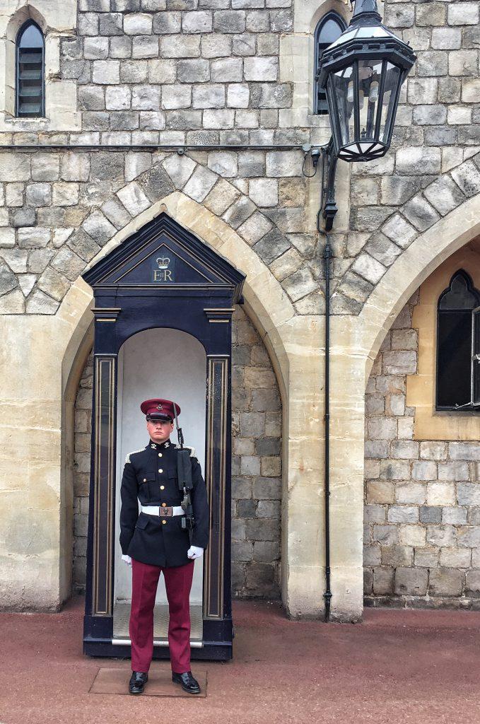 una Guardia Reale