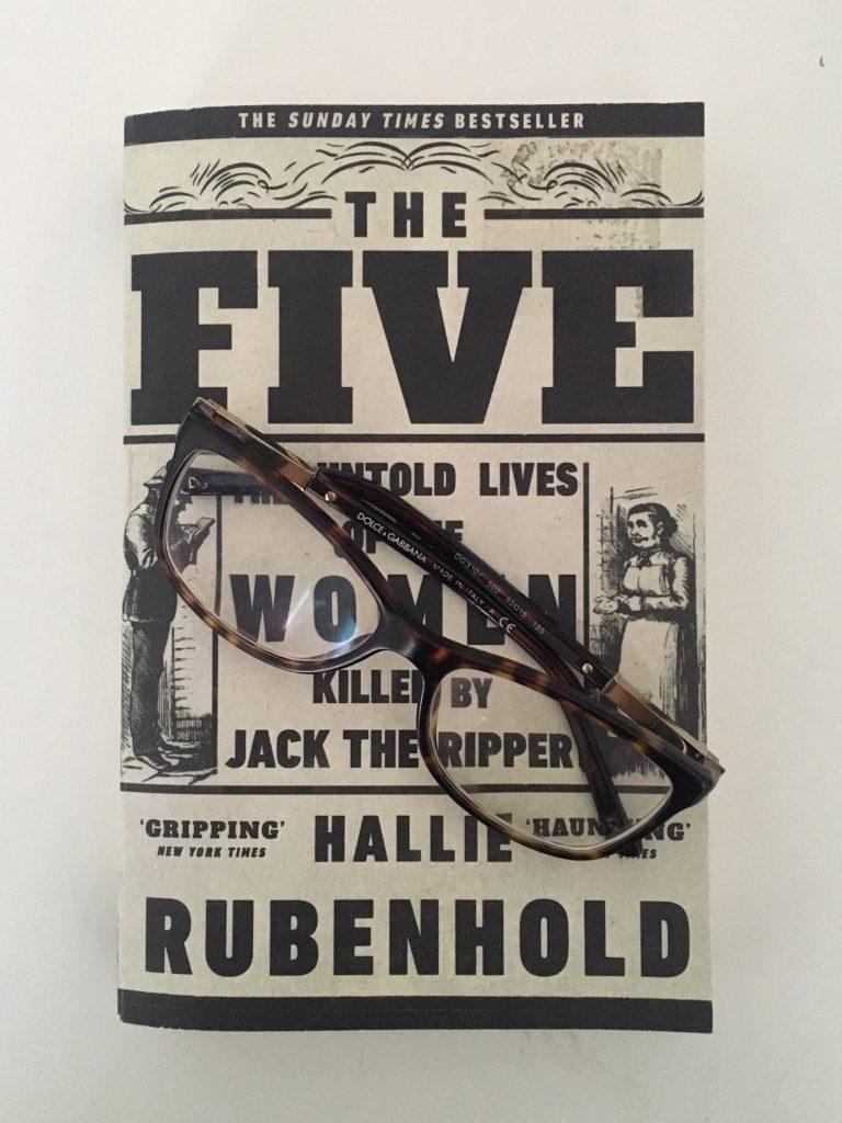 Londra in un libro: Le Cinque Donne. La storia vera delle vittime di Jack Lo Squartatore