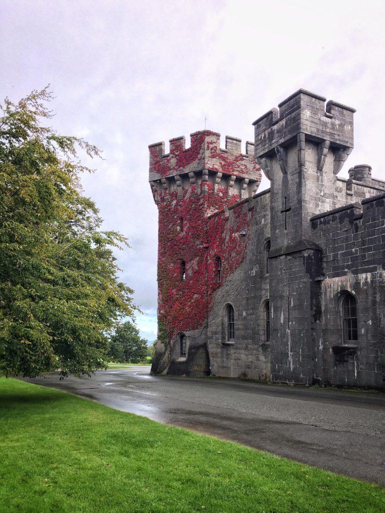 I castelli sono uno dei motivi per visitare il Galles del Nord