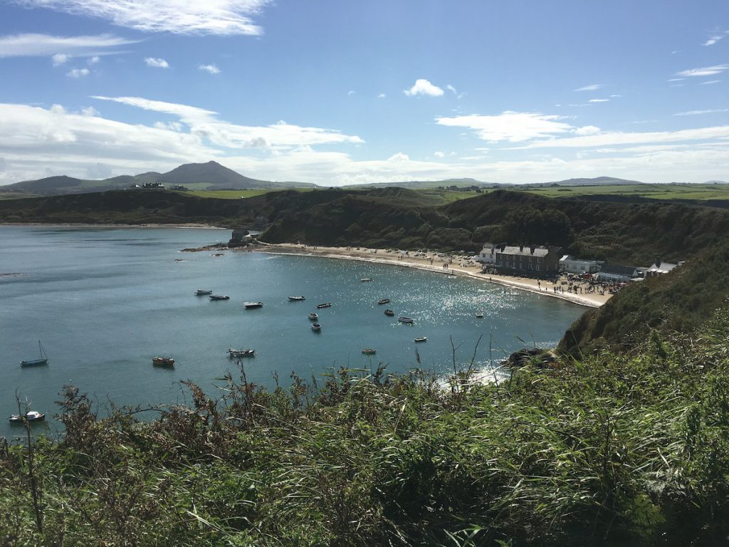 Spiagge del Galles