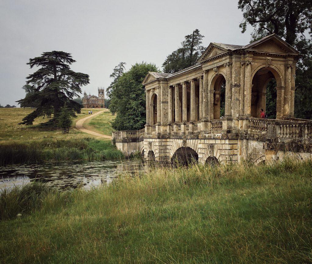 Stowe è considerate uno dei più bei giardini del Regno Unito