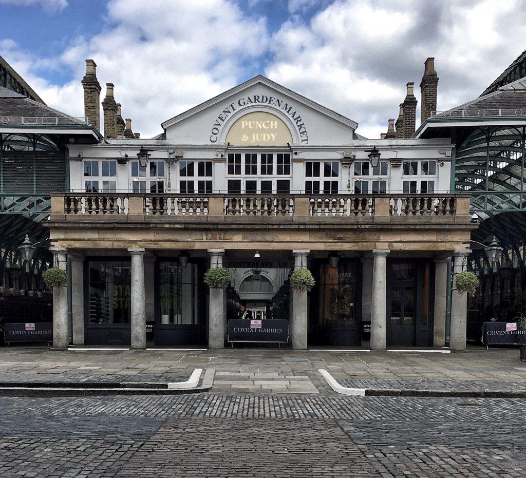 la piazza di Covent Garden