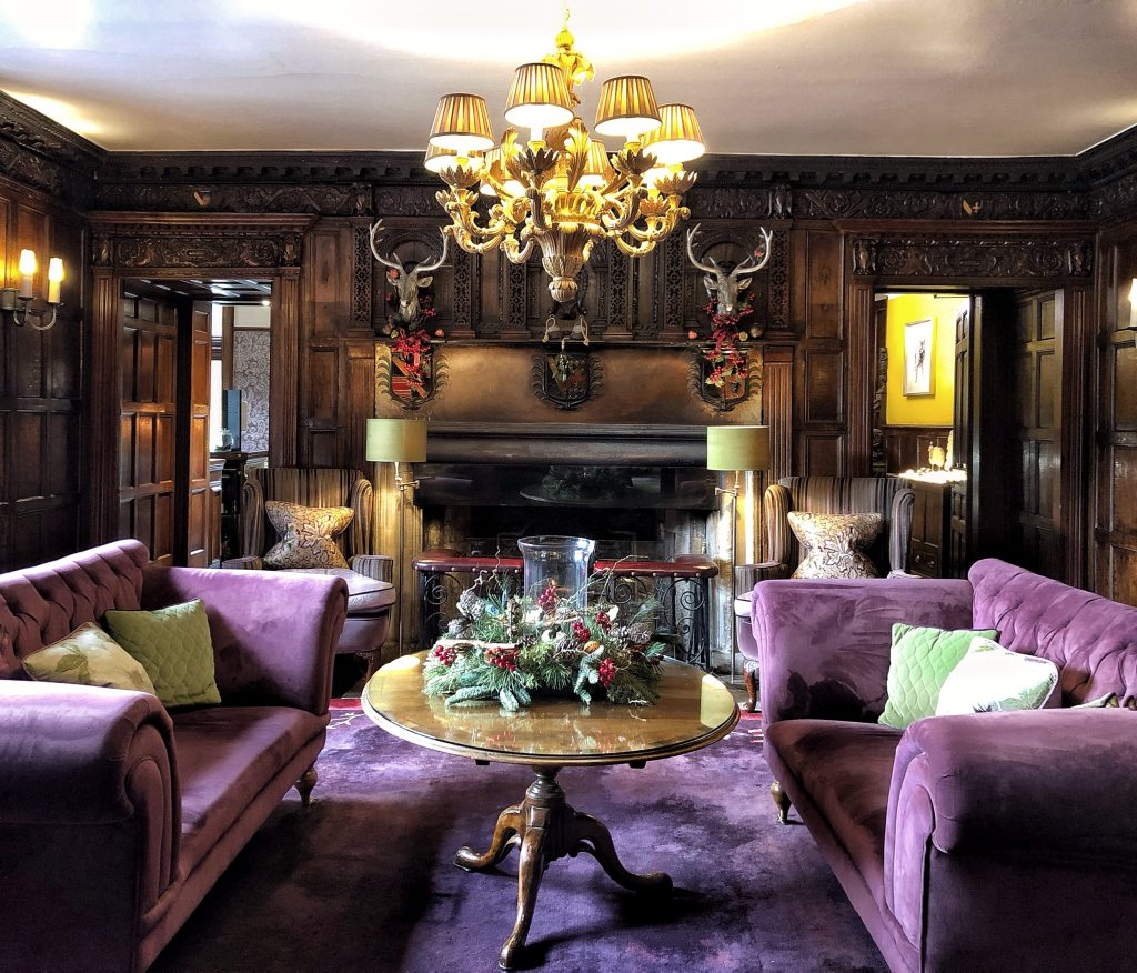 Lounge a The Manor House