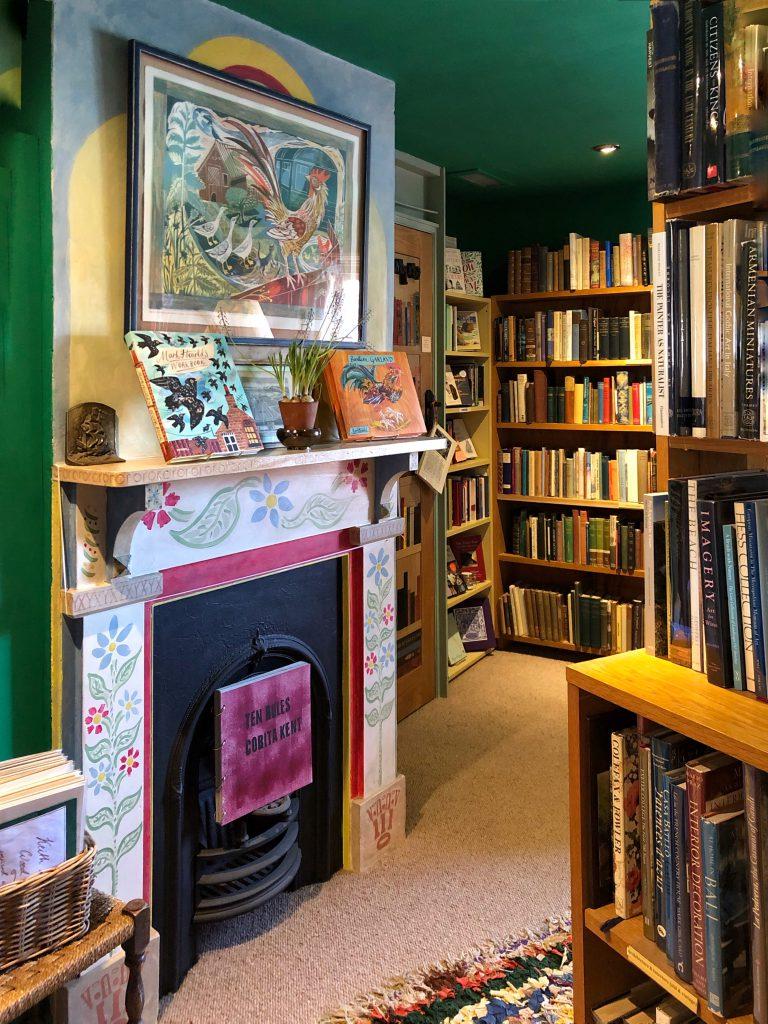 la libreria di Alfrinston: Much Ado Books è un luogo magico per gli amanti dei libri.