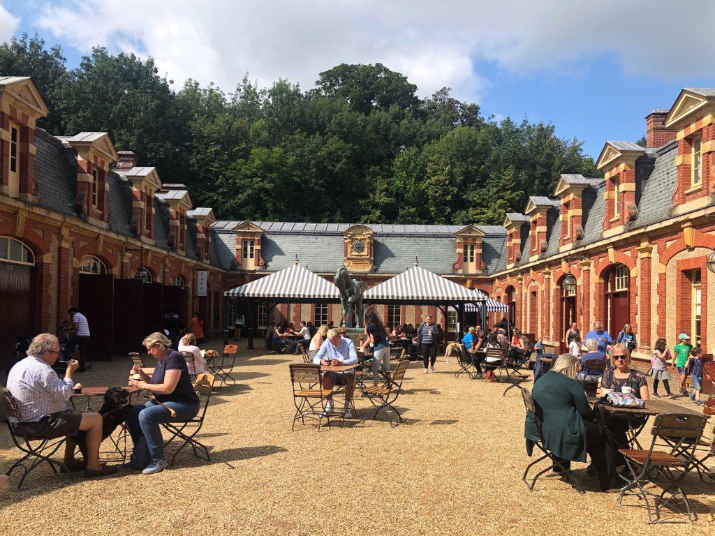 Il Café di Waddesdon Manor